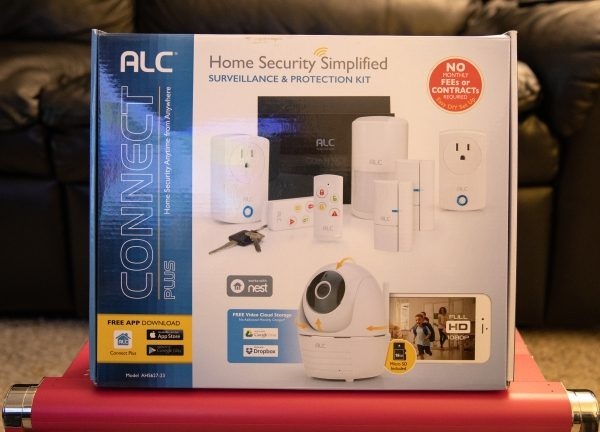 Alc Wireless Connect Plus Home Security System Review The