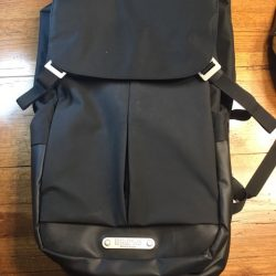 Brooks England Pitfield Backpack review