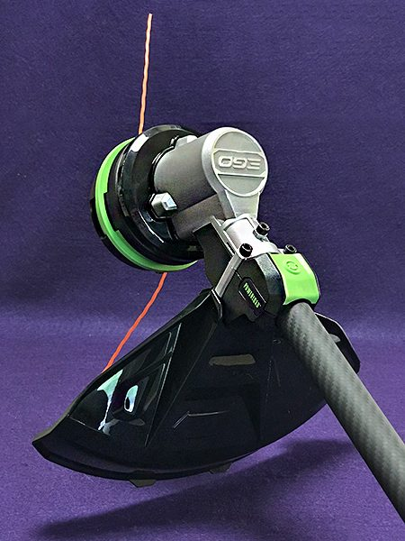 """EGO Power+ 15"""" POWERLOAD String Trimmer review – The Gadgeteer"""