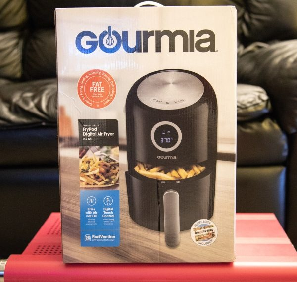 Gourmia Gaf365 Digital Air Fryer Review The Gadgeteer