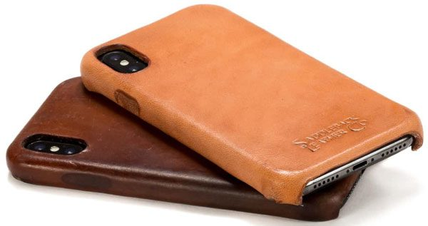 Iphonex Phone Cases: Saddleback Boot Leather IPhone Case Review