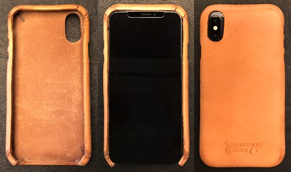detailed look 1911b 4627c Saddleback Boot Leather iPhone case review – The Gadgeteer
