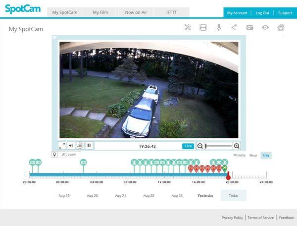 SpotCam VideoAI 11