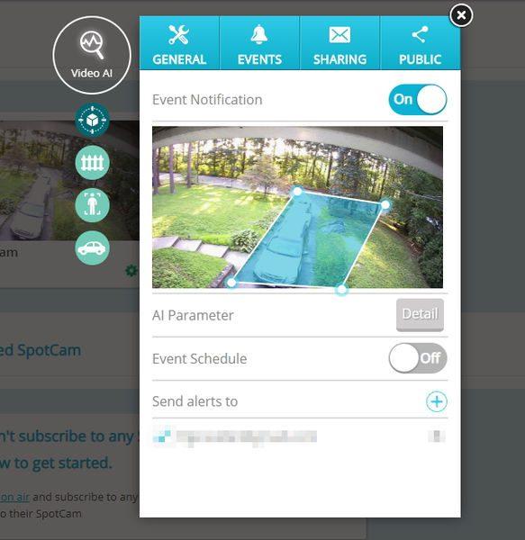 SpotCam VideoAI 12