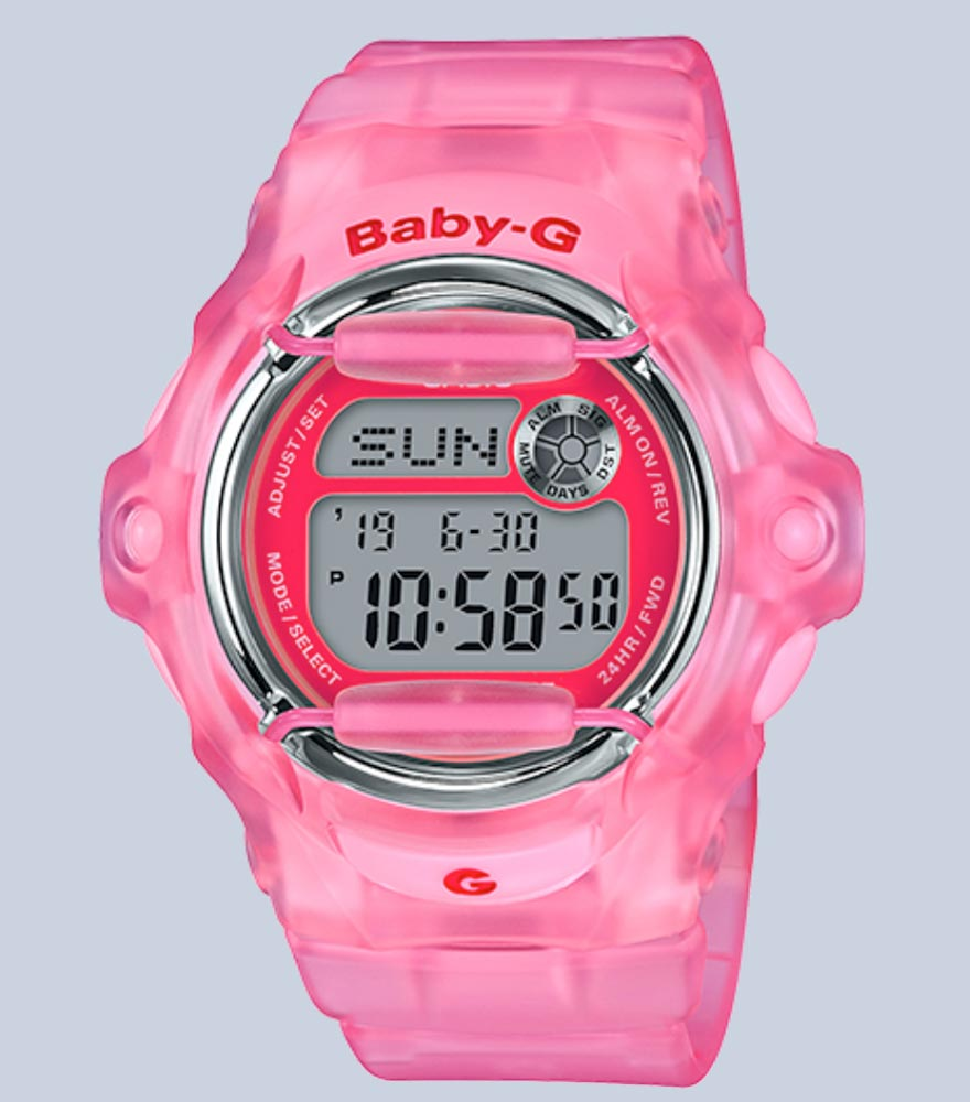 - casio baby g 3 - Casio turns back time with the re-introduction of two Baby-G watches – The Gadgeteer