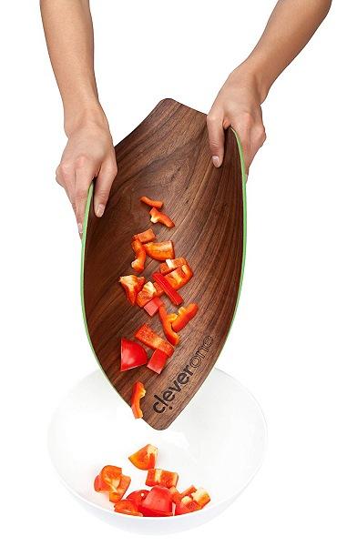 cleverone woodnflexcuttingboard 2