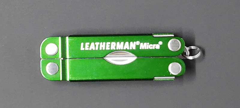 - leatherman micra 2 - Leatherman Micra multi-tool review – The Gadgeteer
