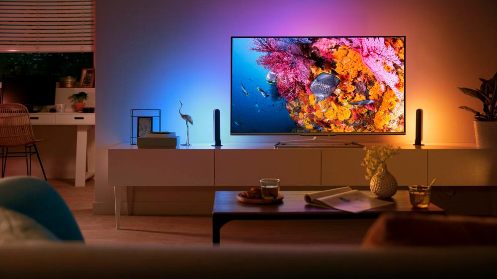 Philips announces the new Hue Play light bar for your TV