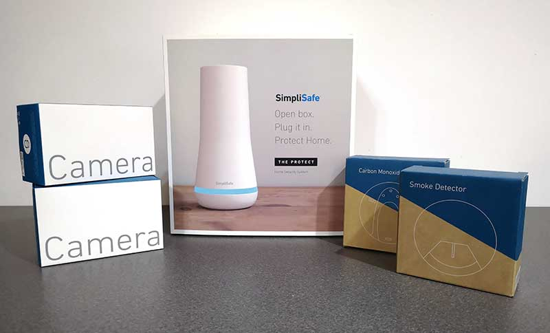 - simplisafe 2018 1 - SimpliSafe home security system review – The Gadgeteer