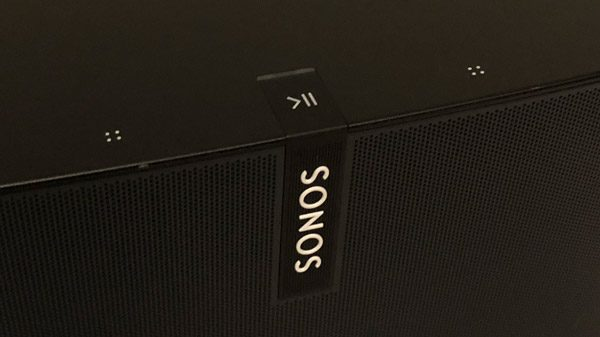 - sonos play5 controls 600x337 - Sonos PLAY:5 speaker review – The Gadgeteer
