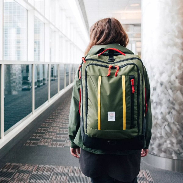 Topo Designs is introducing their new   redesigned travel bag lineup! 57a49c125397d