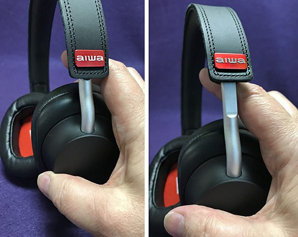 Aiwa Arc-1 Bluetooth headphones review – The Gadgeteer