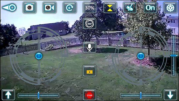 EACHINE E58 RC Pocket Quadcopter Drone review – The Gadgeteer