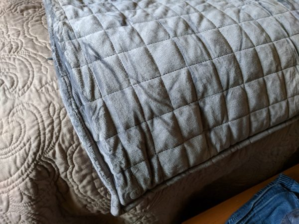 Ethohome Gravis Weighted Blanket Review The Gadgeteer