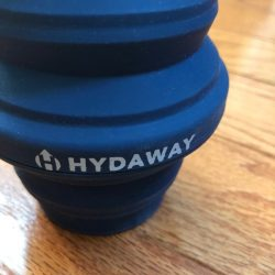 Hydaway Collapsible Water Bottle version H.20 review