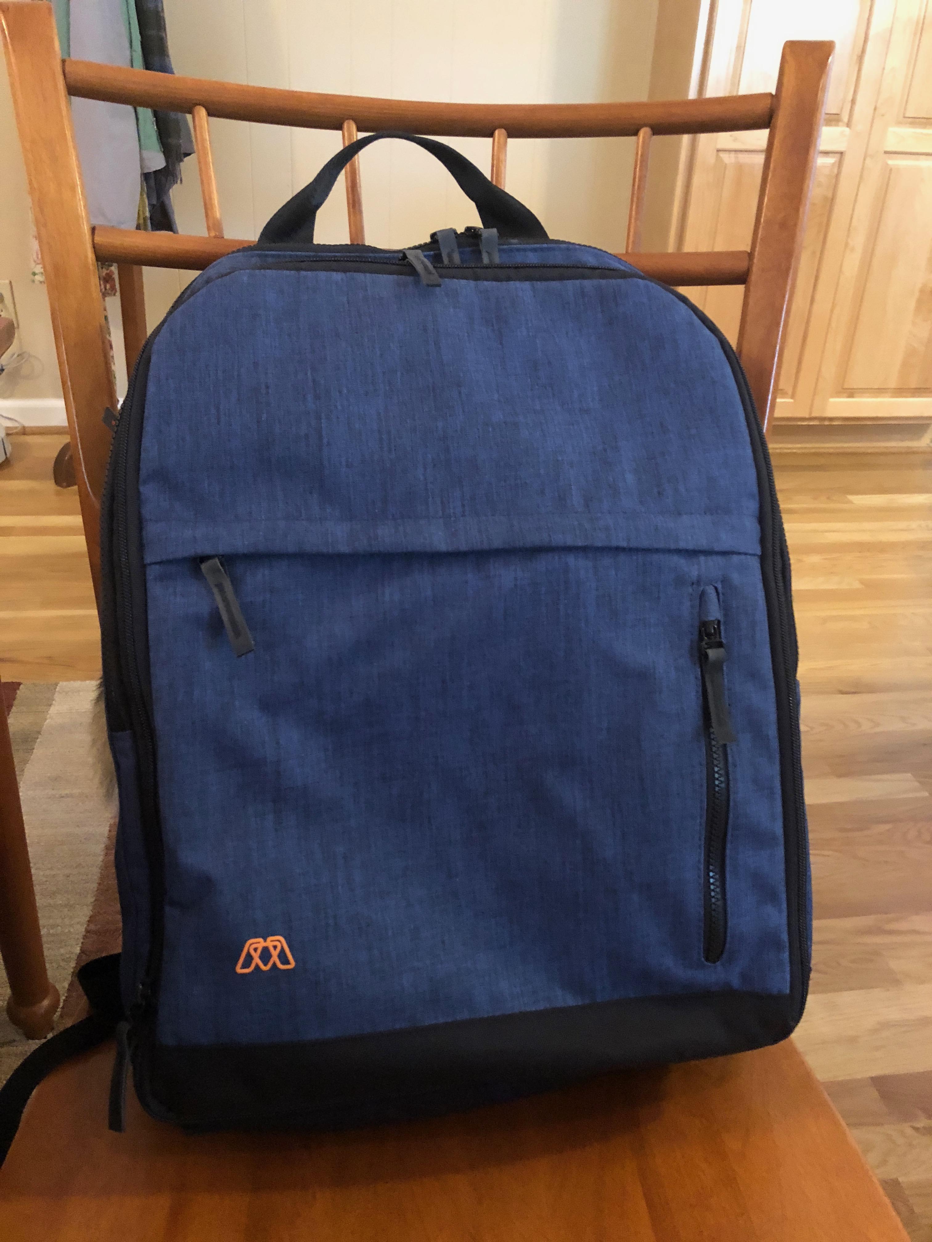 MOS Pack Grande backpack review – The Gadgeteer 7ba1254ed9009