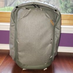 Peak Design 45 Liter Travel Backpack Review