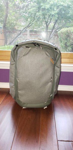 Peak Design 45 Liter Travel Backpack Review – The Gadgeteer 8a0398ee84783