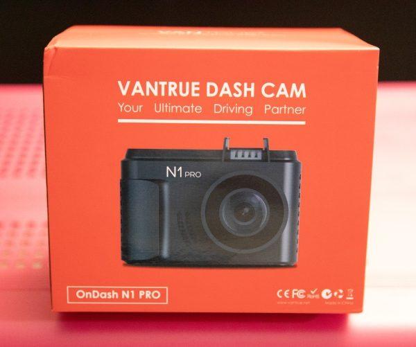 Vantrue N1 Pro Mini Dash Cam review – SoFun