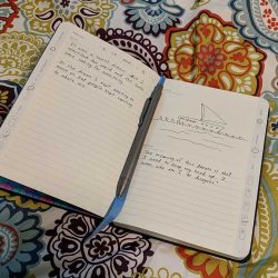 Baron Fig Wander Dream Journal review