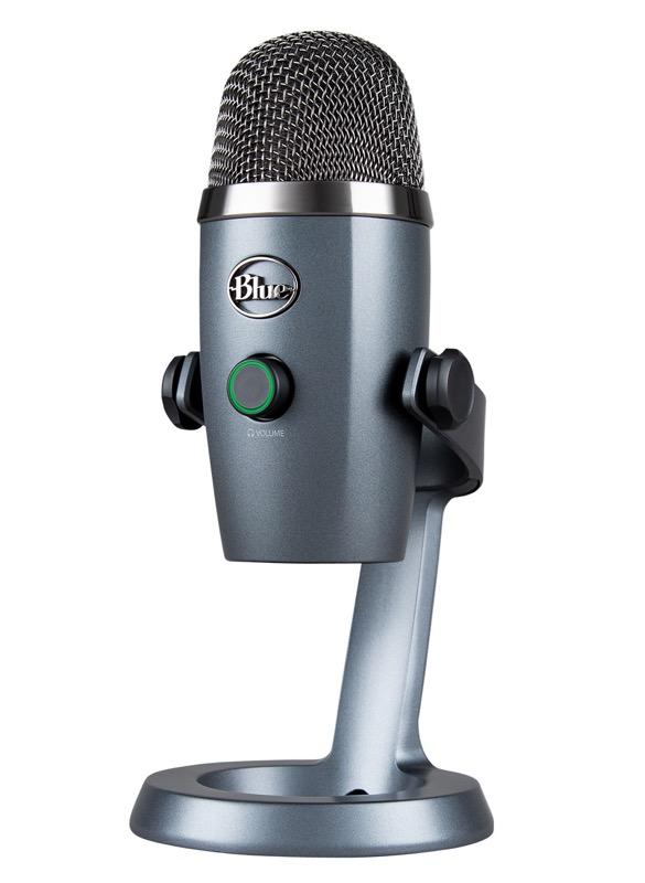 Blue Yeti Nano USB microphone review – The Gadgeteer