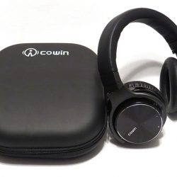Cowin E7 Pro Bluetooth active noise cancelling headphones review