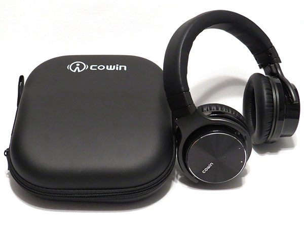 - cowin e7pro 2 600x447 - Cowin E7 Pro Bluetooth active noise cancelling headphones review – The Gadgeteer
