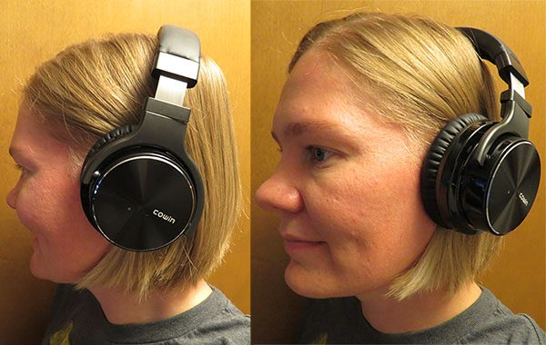 - cowin e7pro 8 600x380 - Cowin E7 Pro Bluetooth active noise cancelling headphones review – The Gadgeteer