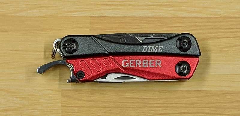 - gerber dime 2 - Gerber Dime multi-tool review – The Gadgeteer