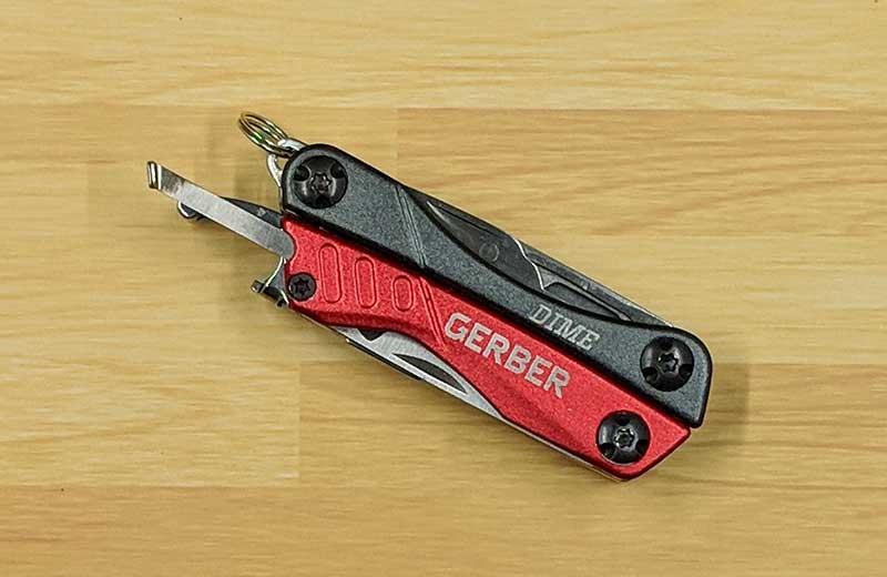 - gerber dime 8 - Gerber Dime multi-tool review – The Gadgeteer