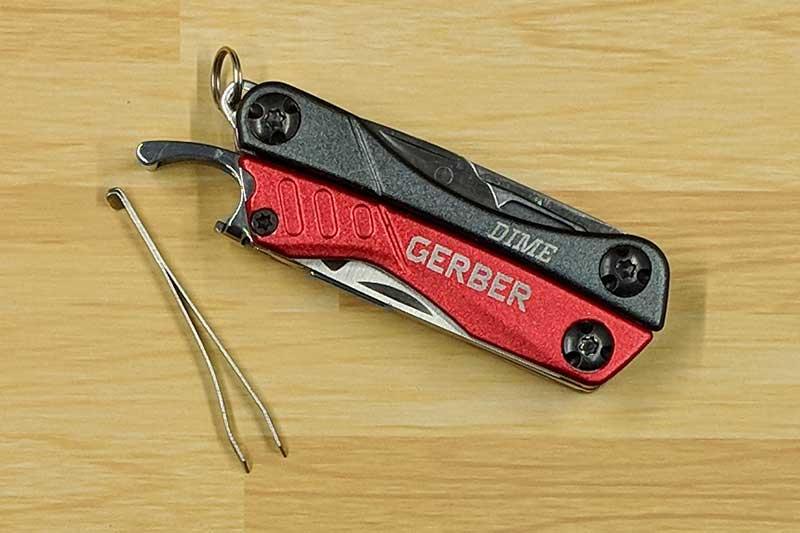 - gerber dime 9 - Gerber Dime multi-tool review – The Gadgeteer