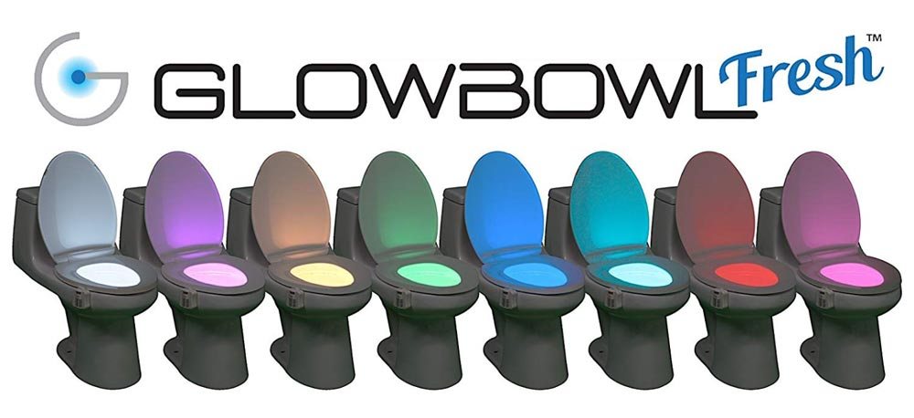 - glowbowl fresh 1 - Add a nightlight and an air freshener to your toilet – The Gadgeteer