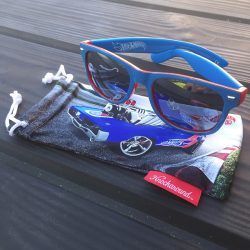 "Knockaround Hot Wheels 50th Anniversary ""Rodger Dodger""  Fort Knocks sunglasses review"