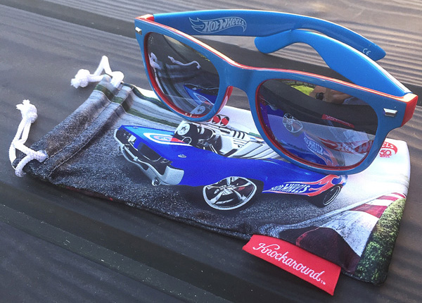 """9d2880f4c968 REVIEW – Rule  1 is """"Always look cool."""" And what better way to look cool  when the temps outside are hot than a pair of cool shades  Knockaround  Sunglasses ..."""