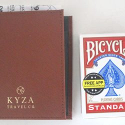 KYZA Travel Wallet review