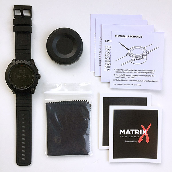 - matrixpowerwatchx 01 - Matrix PowerWatch X review – The Gadgeteer