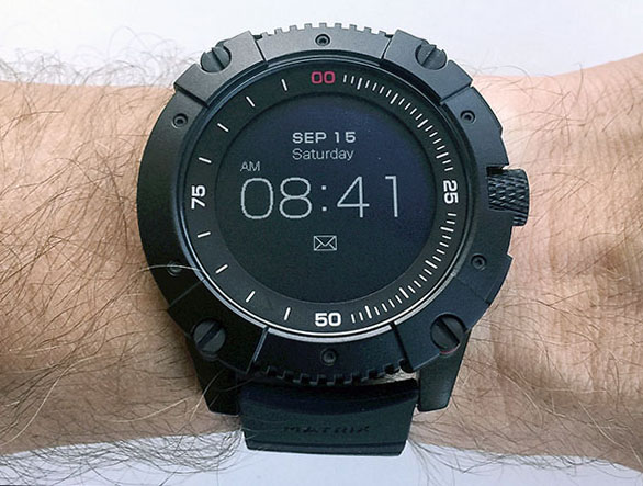 - matrixpowerwatchx 11 - Matrix PowerWatch X review – The Gadgeteer