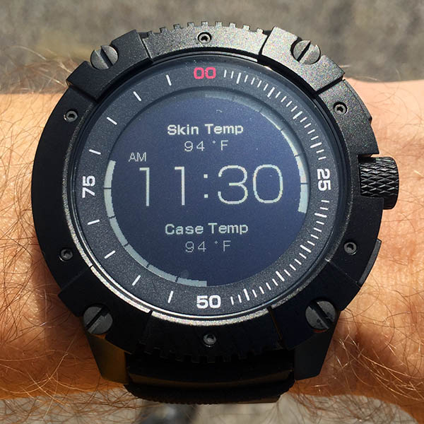 - matrixpowerwatchx 25 - Matrix PowerWatch X review – The Gadgeteer