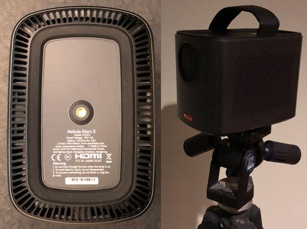 Nebula Mars II DLP projector review – The Gadgeteer