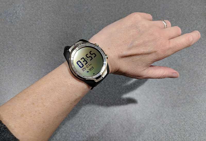 ticwatch pro 100