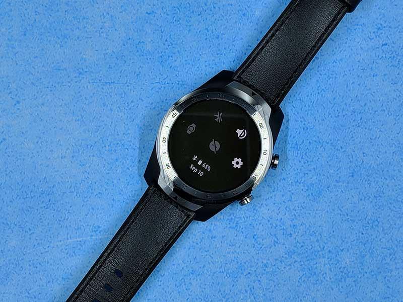 ticwatch pro 203
