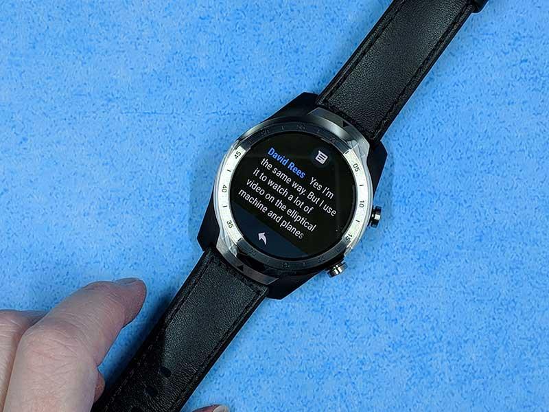 ticwatch pro 205