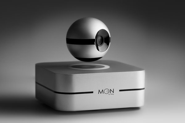 obi wan it is a moon and also a smart hub with levitating camera the gadgeteer. Black Bedroom Furniture Sets. Home Design Ideas