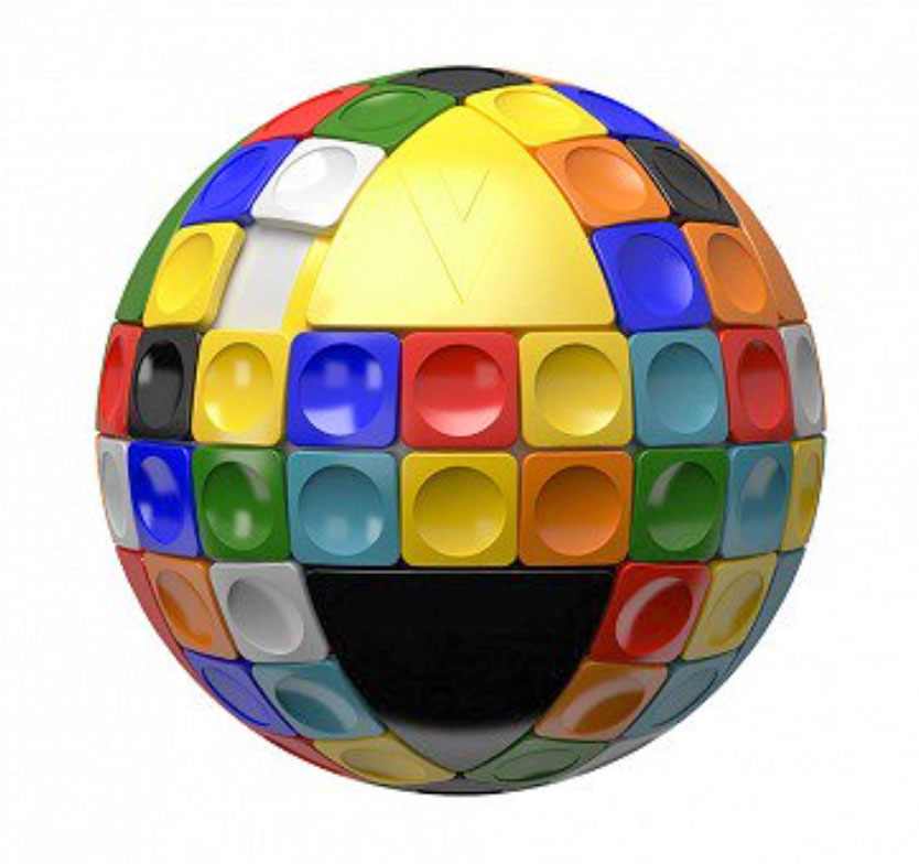 Rubik's Cube too hard? Try the 3D puzzle ball instead! – The