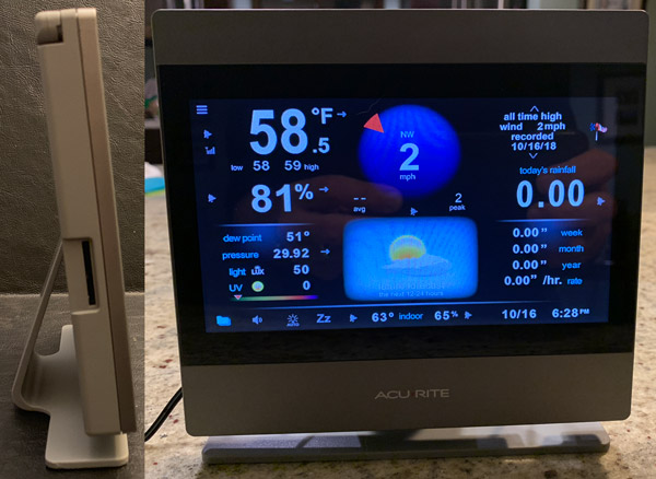 AcuRite ATLAS Weather Station review – The Gadgeteer