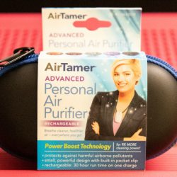 AirTamer Personal Air Purifier review
