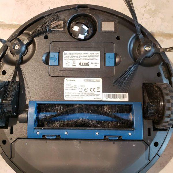Deenkee I7 robotic vacuum cleaner review – The Gadgeteer