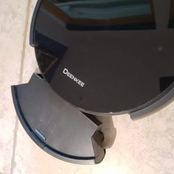 Deenkee I7 robotic vacuum cleaner review