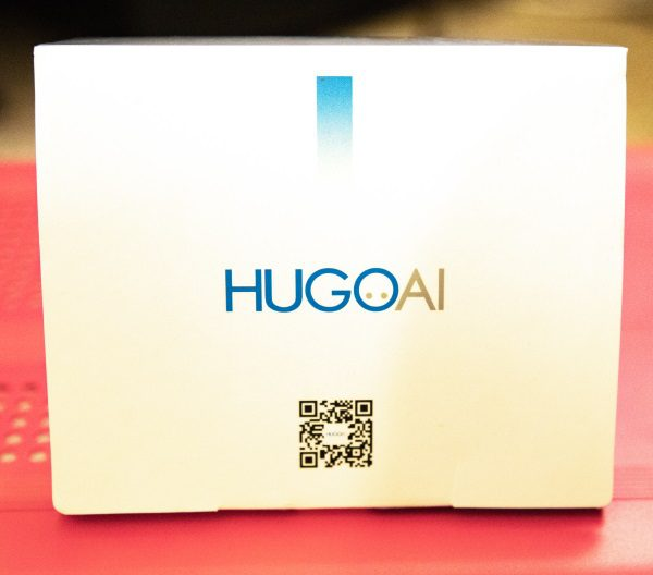 HUGOAI WiFi 1080P HD Wireless Home Security Surveillance Camera with Face Detection review