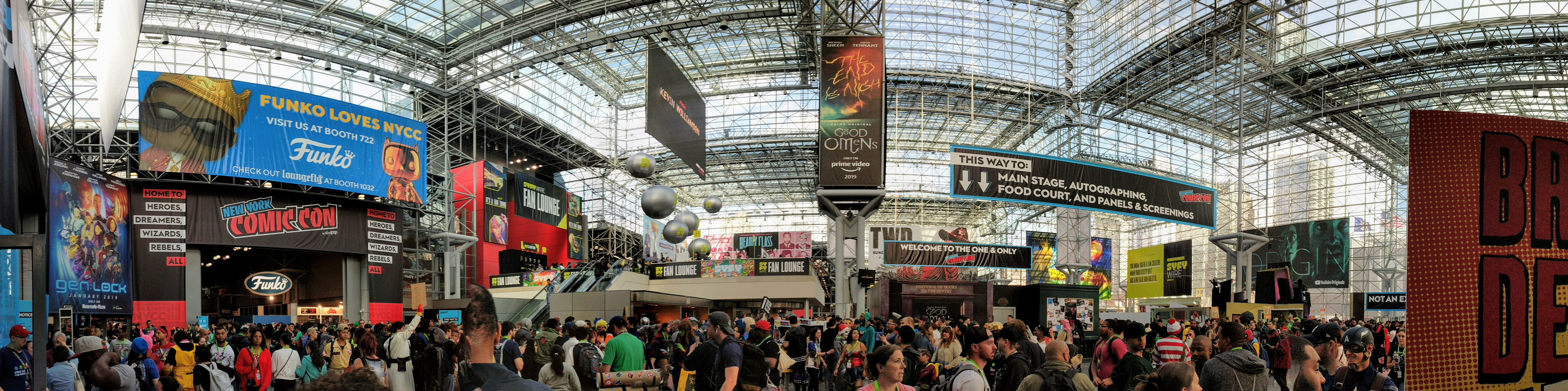 New York Comic Con 2018: Get your geek on! – The Gadgeteer